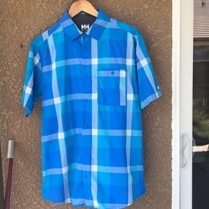 Helly Hansen men's cool wick shirt size Large